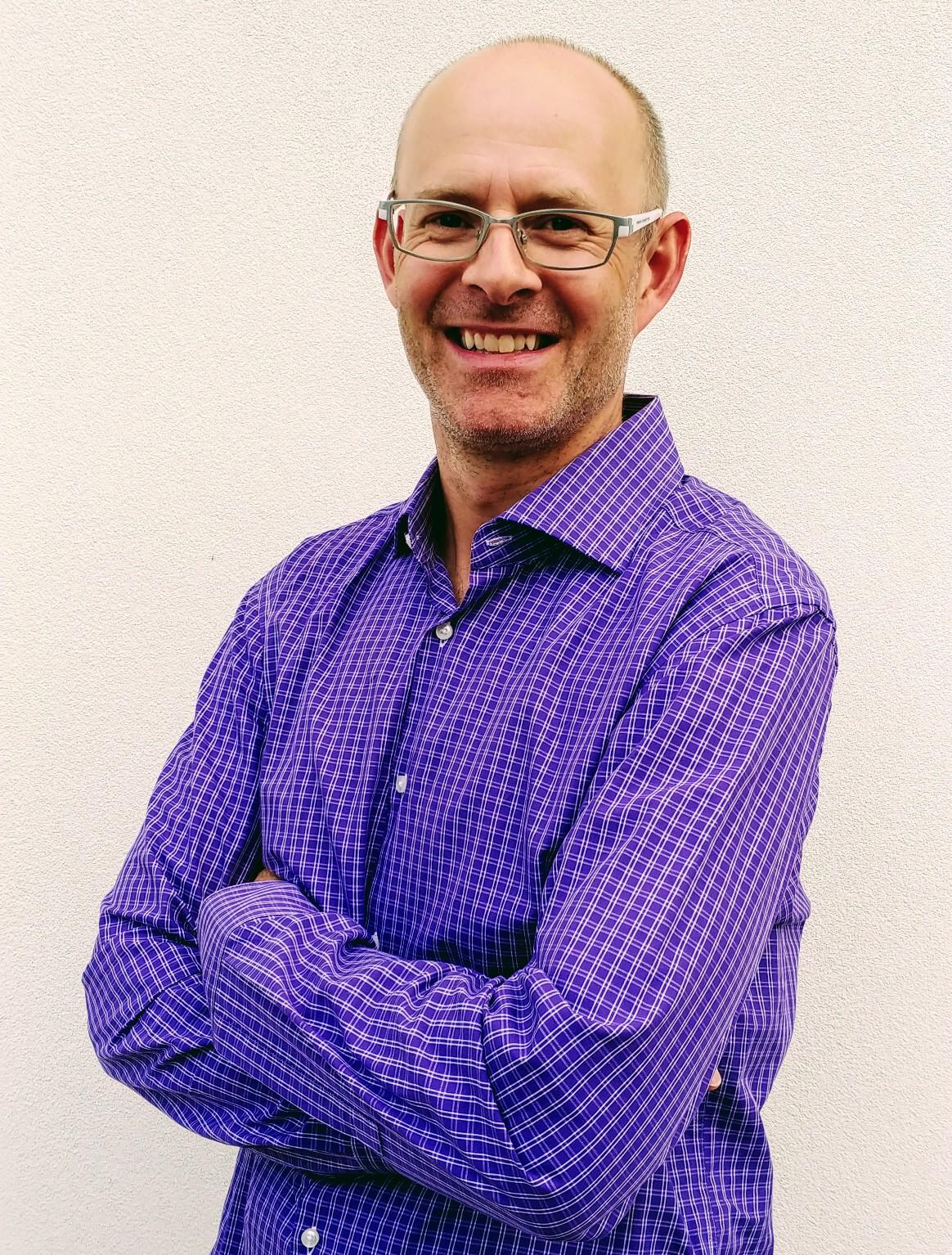 Portrait of Tjitte Weistra